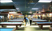 Automatization of the billiard hall