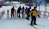 Автоматизация горнолыжного курорта
